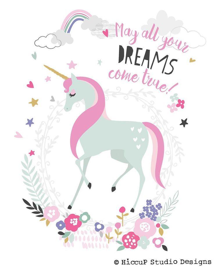 Working on some late night Surtex 2017 prep! #surtex #surtexprep #hiccupstudiodesigns #artlicensing #unicorn #dream #rainbows