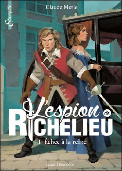 <p>Claude Merle, ancien professeur d'Histoire, nous propose un roman de cape et d'épée rythmé et divertissant, qui se déroule dans une époque troublée par les complots en tout genre.</p>
