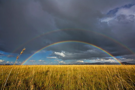 Rainbow by Robert Southey - beautiful pic
