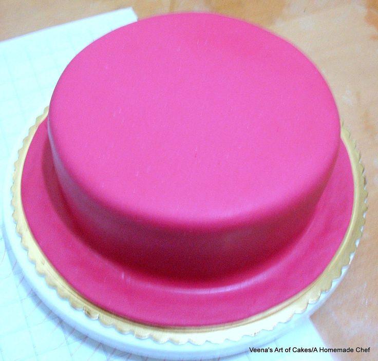 Veena Art Of Cake Fondant Recipe : 1000+ images about Fondant, cukorpaszta receptek on Pinterest