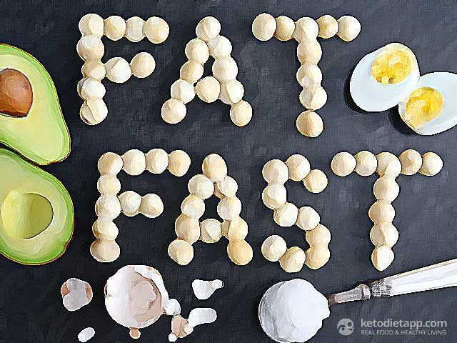 Complete Guide to Fat Fast on a low-carb ketogenic diet: Have you reached a weight loss plateau? Follow the fat fast for 3-5 days and start losing again!