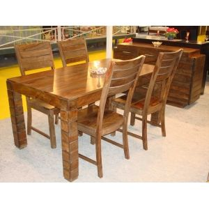Cochin Dining Table With 6 Chairs