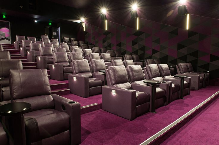 CINEPLEX HAWTHORNE: Cineplex's new luxurious Hawthorne Cinemas, in Brisbane, installed 60 Alloyfold Tchaikovsky cinema seats as part of the new building project.