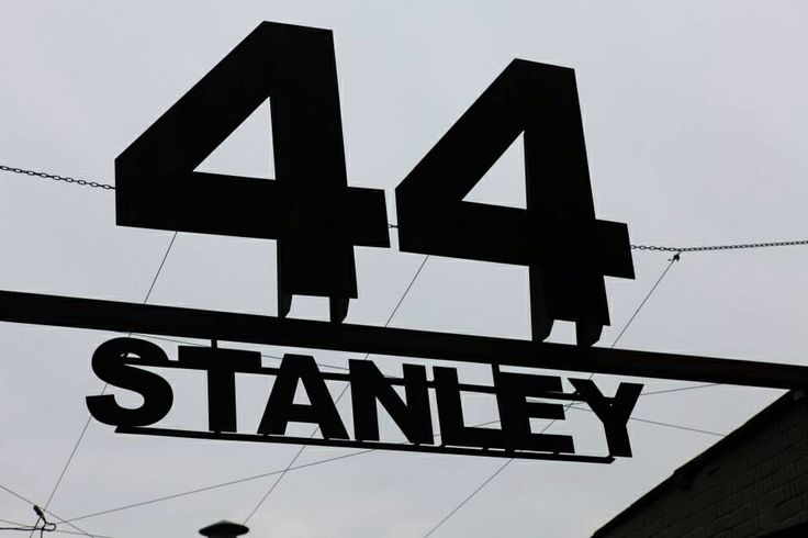 Gloomy day but lovely photos at 44 Stanley
