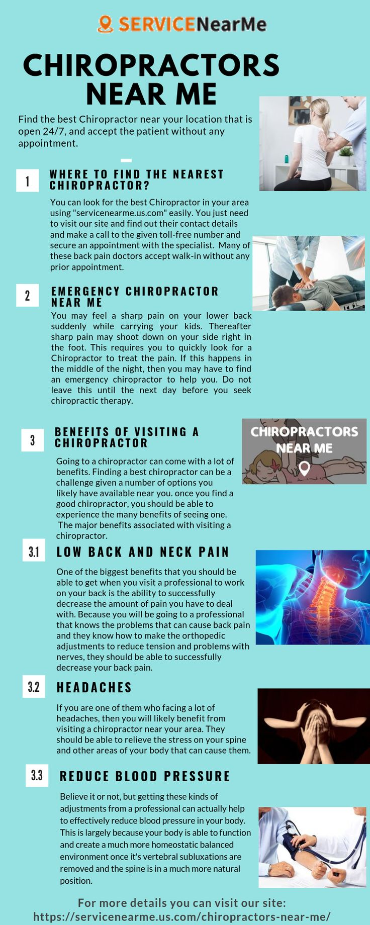Pin on chiropractor Services