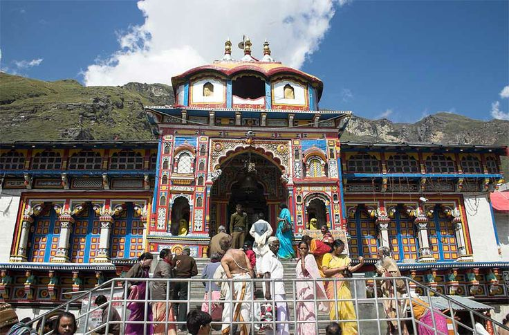 "According to Hindu mythology, an ancient Hindu philosopher called Sri Adi Shankaracharya coined the word ""Char Dham"" to signify the four Holy destinations of God. These destinations include Gangotri, Yamunotri, Sri Badrinath and Sri Kedarnath."