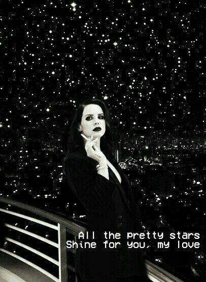Lana Del Rey #LDR #Pretty_When_You_Cry