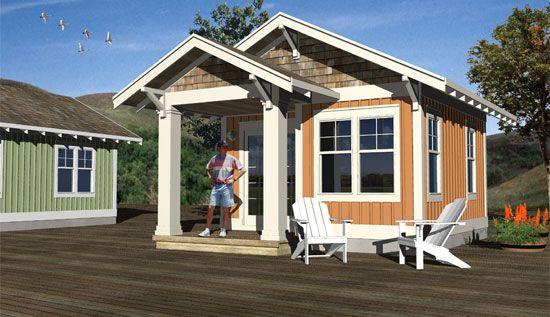 Tiny Home Designs: 17 Best Ideas About Guest Cottage Plans On Pinterest