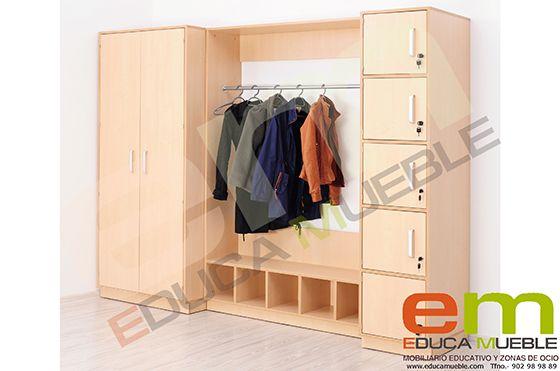 17 mejores ideas sobre muebles para colgar ropa en - Barra colgar ropa ...