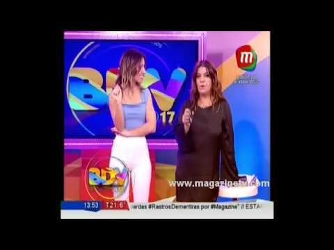 Omar Suárez y Denise Cerrone buscan su lugar en Bailando