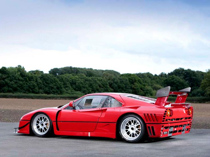 ferrari 288 gto evoluzione for sale at talacrest. Cars Review. Best American Auto & Cars Review
