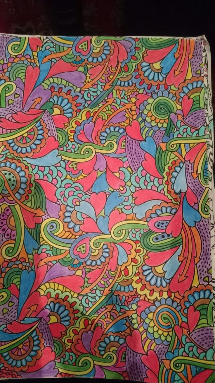 Zendoodle coloring enchanting gardens - Over 250 Free Advanced Coloring Pages