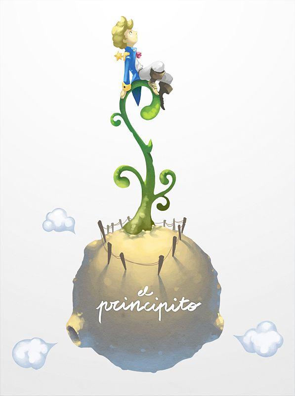 """Hoy hace 70 años de su publicación. 70 añitos tiene Le Petit Prince :D de Antoine de Saint-Exupéry  """"Las personas mayores nunca son capaces de comprender las cosas por sí mismas, y es muy aburrido para los niños tener que darles una y otra vez explicaciones."""""""