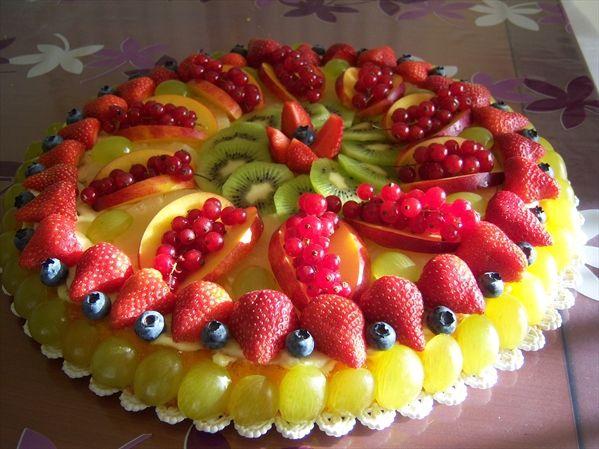 torta di frutta fresca – ricetta base | lattemiele