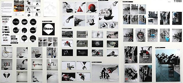 Outstanding Scholarship: a beautiful Design board by Linus Goh from Macleans College
