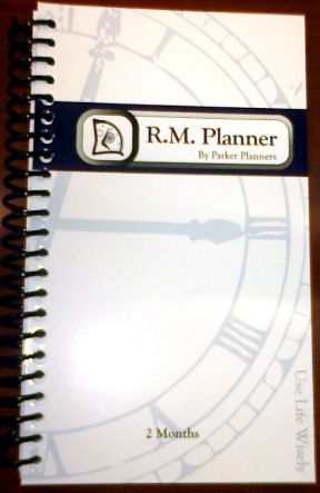 Missionaries learn how to plan and set specific goals during their missions. Help them stay on task when they get back!