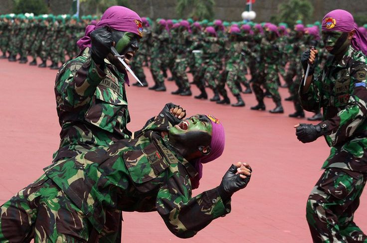 Kekuatan Militer Indonesia Nomer 4 di Asia, Terkuat di Asia Tenggara https://plus.google.com/+EmgeMediaSegalaBeritacom/posts/VUaxTGC7dPD