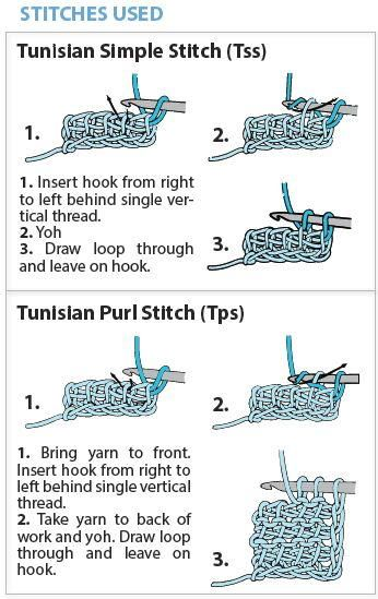 Honestly Easy Tunisian Crochet Afghan Pattern | AllFreeCrochet.com