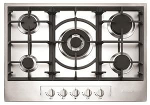 baumatic cooktop how to turn on