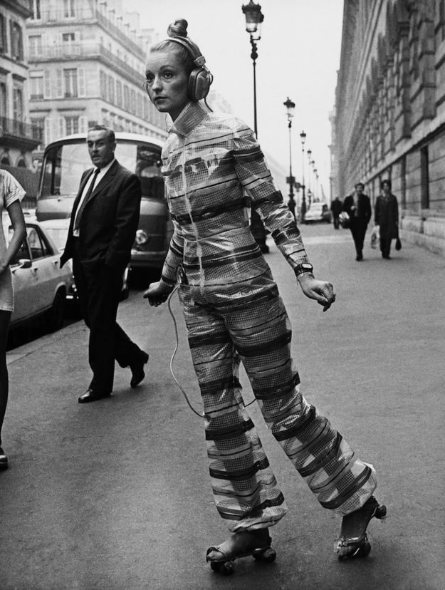 """This 1970s creation at least involves an environmentally friendly commuting method? 