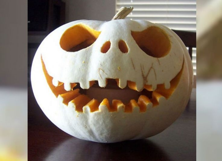 Pumpkin carving ideas that will spook your block