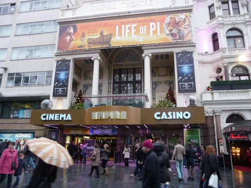 empire casino leicester square jobs