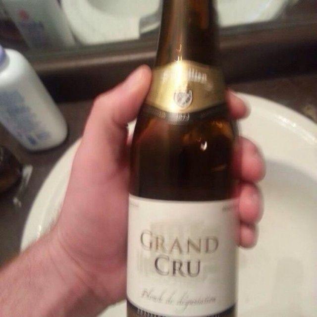 St-Feuillien Grand Cru-Belgian Strong Pale Ale