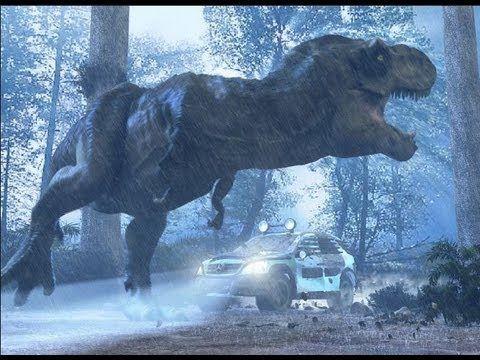 ▶ Jurassic Park 4 - Jurassic World Trailer - YouTube