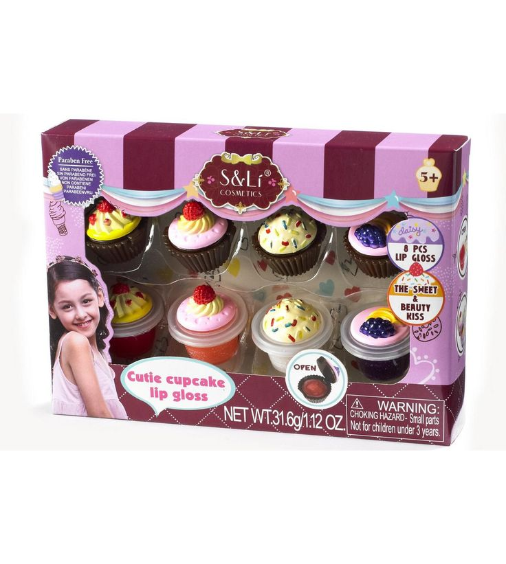 Image for Cupcake Lip Gloss from studio