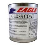 Eagle 1 gal. Gloss Coat Clear Wet Look Solvent-Based Acrylic Concrete Sealer