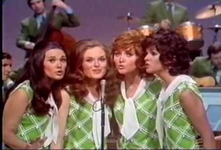 """Which girl do you think is prettiest?"" the perennial question as we watched Lawrence Welk."