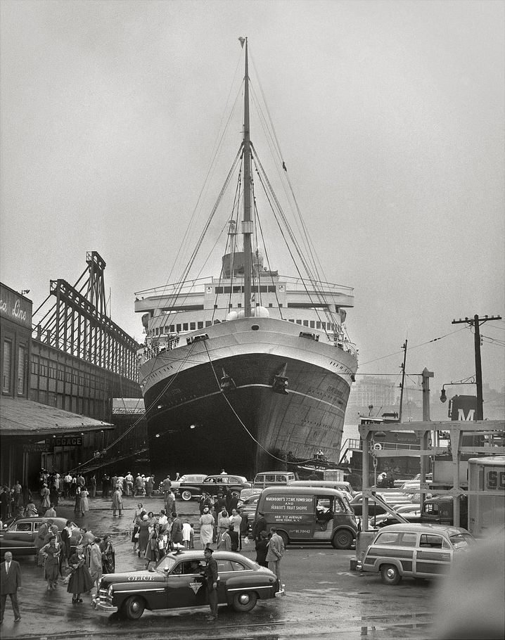 507 Best Ocean Liners/ Ships Images On Pinterest