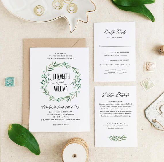 14 best Wedding Invitations images on Pinterest
