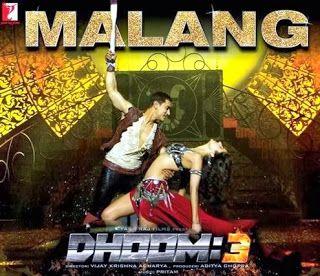 Malang - Dhoom 3 Song Lyrics and Video!
