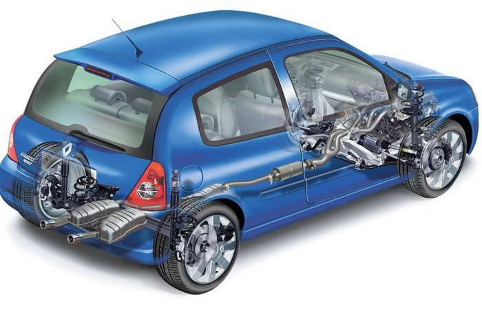 2004 Renault Clio Sport 2000 16V photo 1535 high resolution wallpapers