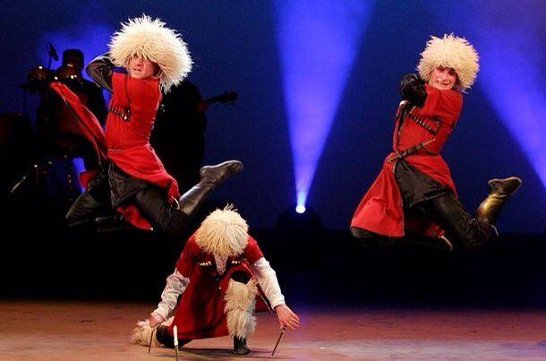 Dance -Khevsuruli