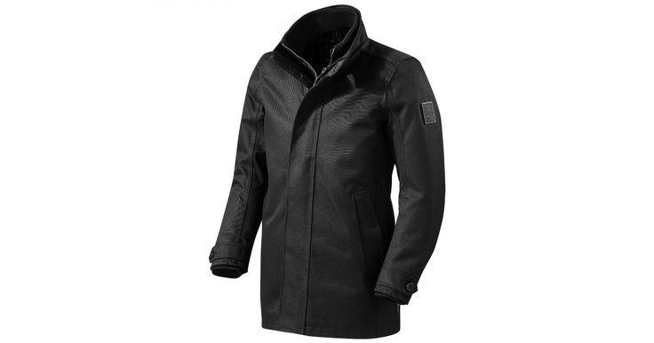 REVIT! Piazza 2 classic wool urban waterproof motorcycle jacket.
