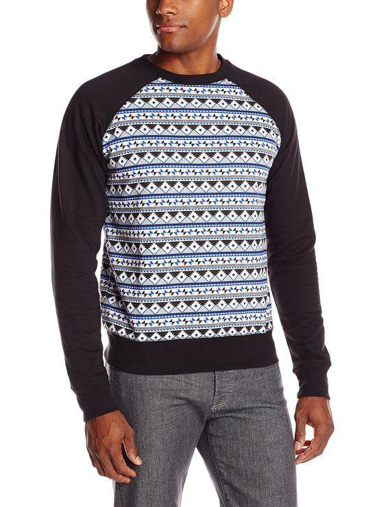 Company 81 Men's Geo Aztec Sweatshirt
