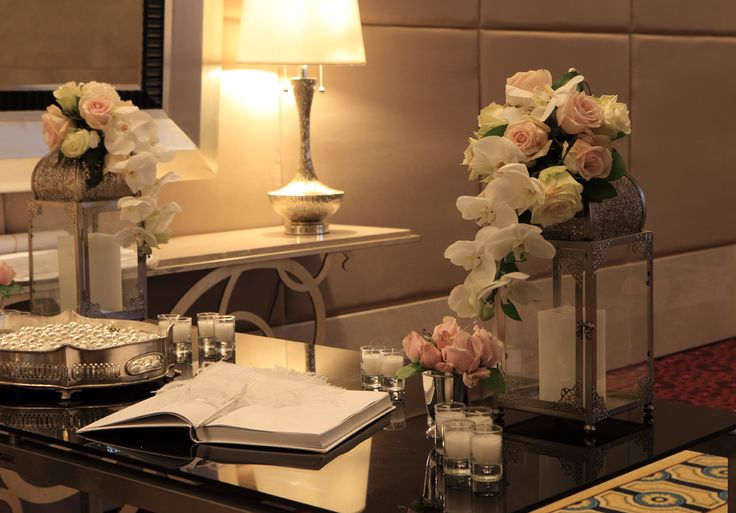 Make this special day memorable! Let the guests leave their best wishes for you in a guest book.