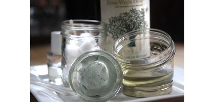 Homemade Olive Oil Scar Fading Cream Recipe