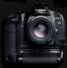 My B&W Canon 1V