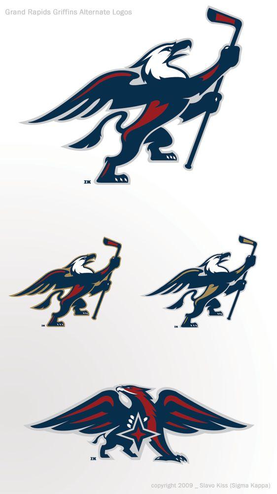 Graf hockey logo