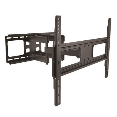 """Master Mounts 6246 Heavy Duty Double Arm Articulating Wall Mount for up to 80"""" TV"""