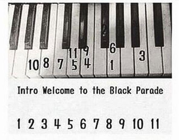 Aprendiste a tocar el piano con la esperanza de impactar a Gerard Way algún día. | 21 Cosas que toda chica emo hacía hace 10 años