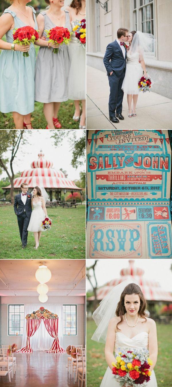 kul, fun, unika, idéer, inspiration, bröllop, wedding, tema, themed, cirkus, circus