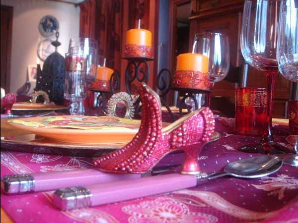 Exotic table scape middle eastern table decorations for Arab decoration ideas
