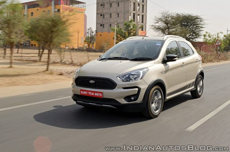 Ford Freestyle Launched In India At Inr 5 09 Lakhs Freestyle
