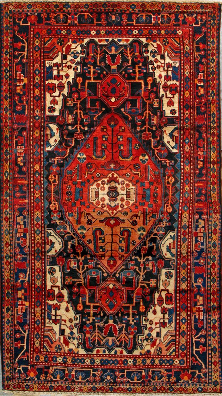 Jozan Persian Rug 4 11 X 8 10