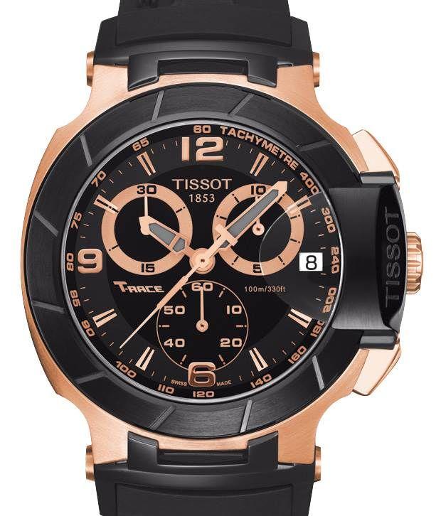 Tissot T0484172705706 Chronograph Black Rubber Watch, http://www.snapdeal.com/product/tissot-t0484172705706-chronograph-black-rubber/1433143