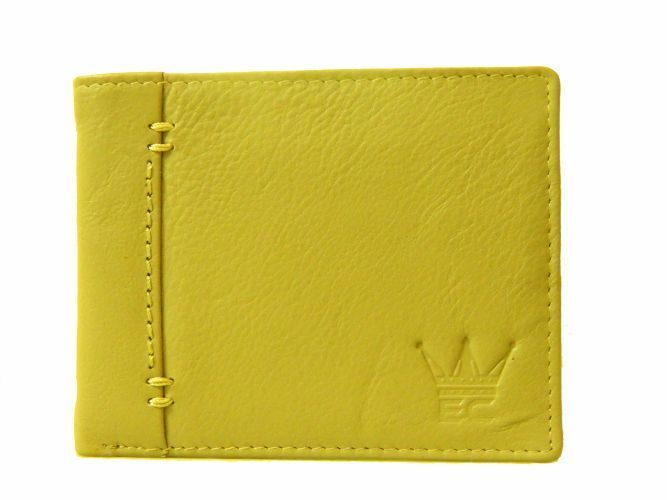Stylish Leather Wallet For Men Gents With Credit Card Slot And Coin Pocket